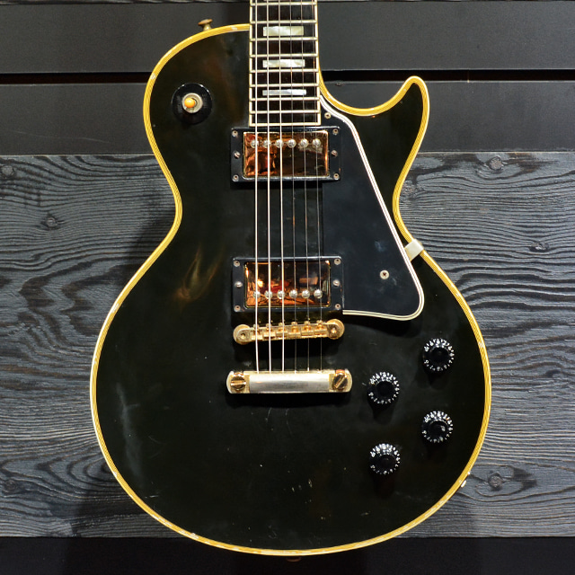[중고] Gibson Les Paul Historic 1957 Reissue Black Beauty 2001'