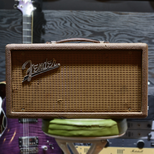 [중고] Fender Reverb Unit Vintage Brown 6G15 1962'