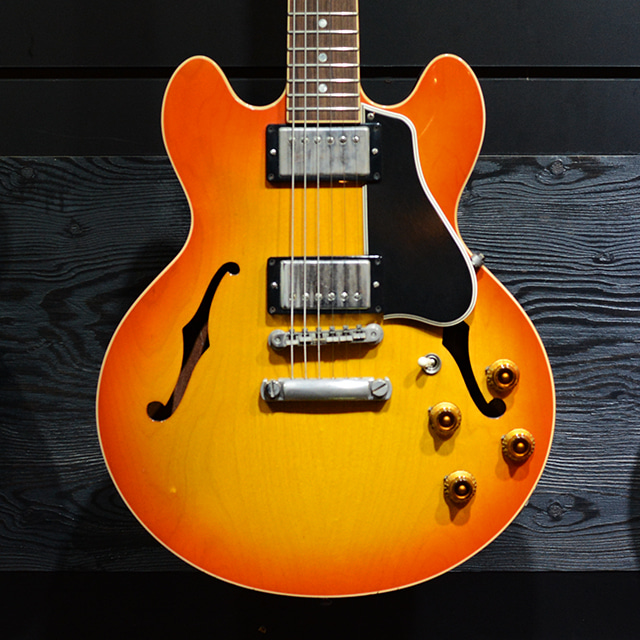 [중고] Gibson Custom Shop CS-336 Tangerine Burst 2006'