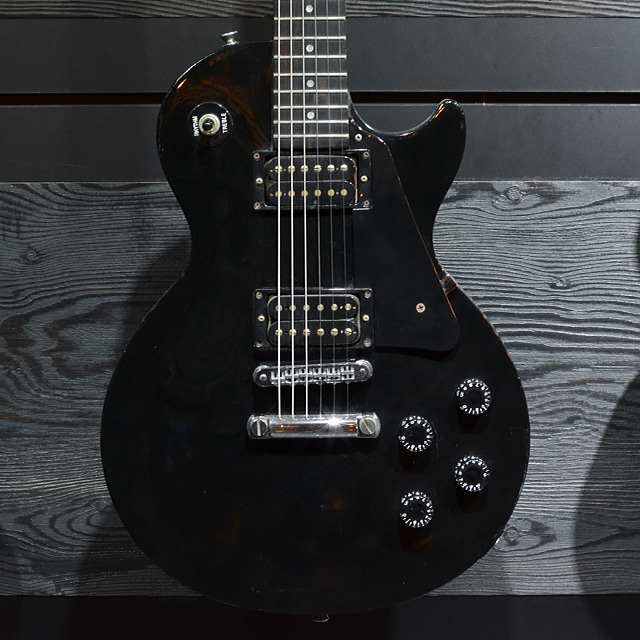 [중고] Gibson Les Paul Studio Ebony 1987'