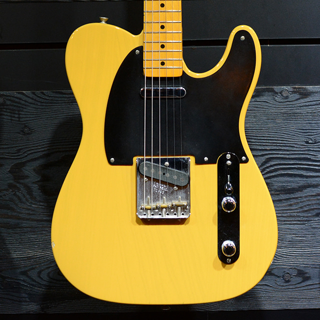 [중고] Fender USA Telecaster 1952 Vintage Telecaster Butterscotch Blonde