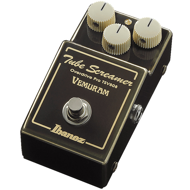 Ibanez TSV808 Vemuram Tube Screamer Limited Edition