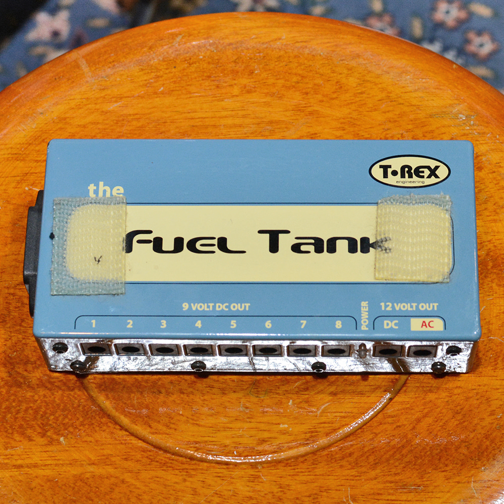 [중고] T-Rex Fuel Tank Power
