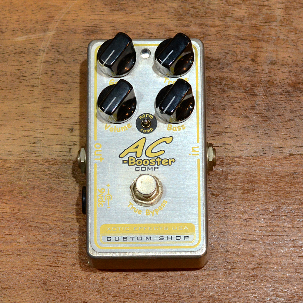 [중고] Xotic Ac Booster Comp