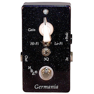 HomeBrew Electronics - Germania/Treble Booster