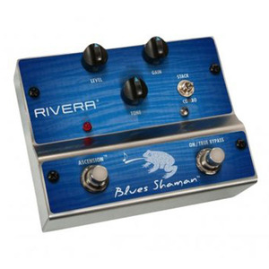 Rivera - Blues Shaman Overdrive