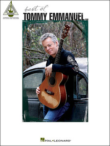 Music Sales - TOMMY EMMANUEL BEST OF TOMMY EMMANUEL