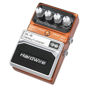 Digitech 디지텍 - Hardwire DL8 Delay/Looper