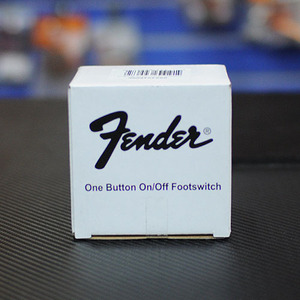 Fender - Footswitch 1 BTN ON/OFF (099-4049-000)
